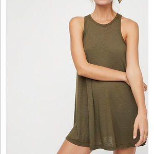 Free People LA Nite Mini Dress - NWT